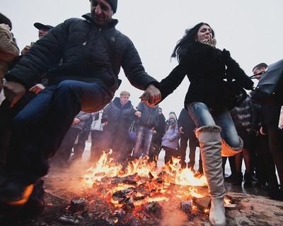 Армяне Волгограда вместо дня Валентина отпразднуют Терендез