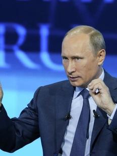 Путин: Россия профинансирует изготовление загранпаспортов для граждан СНГ