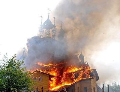 В Татарстане задержаны радикальные исламисты, подозреваемые в поджогах церквей