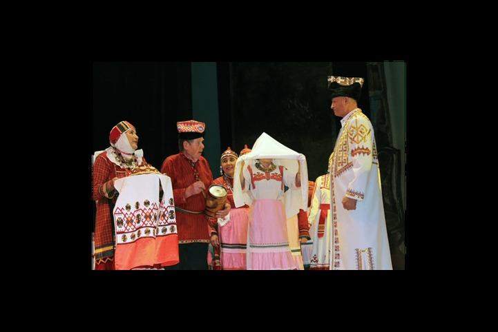 Лучших исполнителей национальных свадебных обрядов наградили в Башкортостане