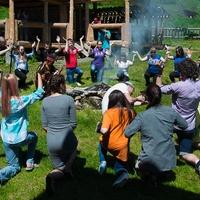 Молодежная этноэкспедиция на Алтае