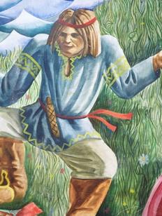 """Выставка """"Калевала. Research"""" покажет отголоски древнего эпоса в современной жизни карельского поселка"""