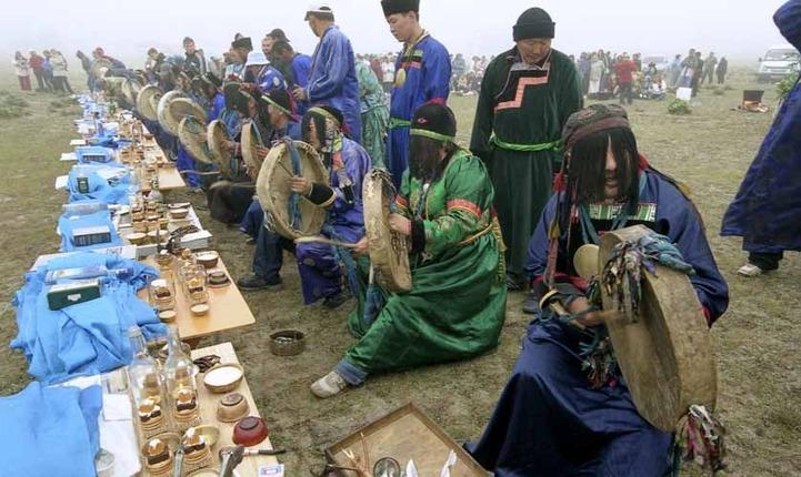 В Иркутской области проведут бурятский обряд поклонения реке