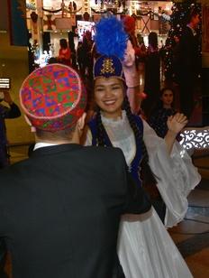 В Москве выбрали короля и королеву новогоднего бала национальных культур
