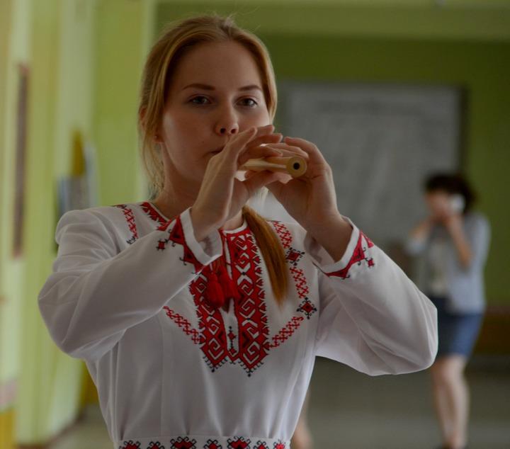 Всероссийский слет марийской молодежи