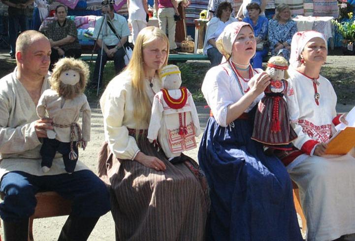 В Ленобласти отгуляли ижорский праздник