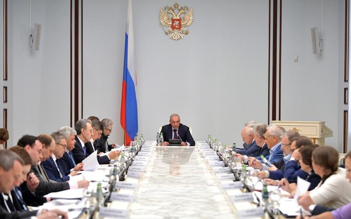 """Курирующие нацполитику чиновники попали в """"кремлевский список"""" США"""