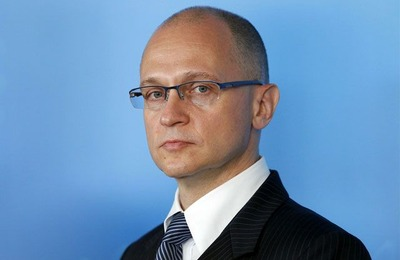 Кириенко стал куратором нацполитики в Администрации президента