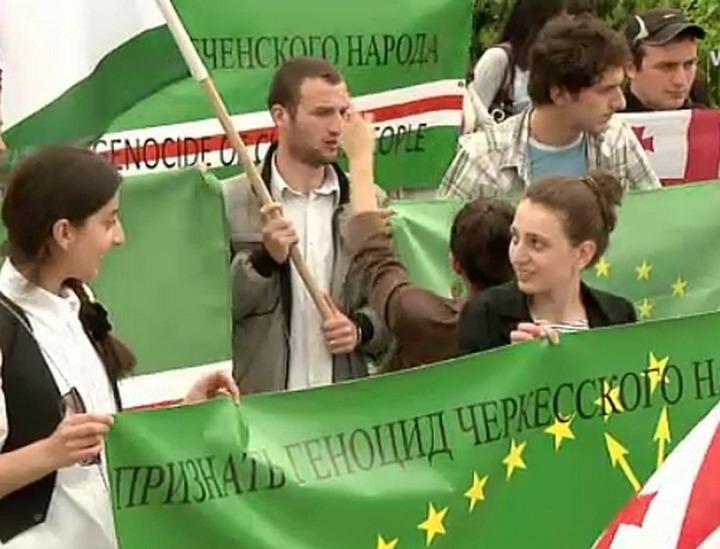Аскер Сохт: Проблема признания геноцида черкесов является сугубо внутрироссийской