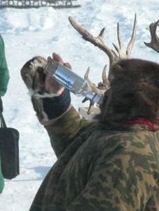 Названы самые пьющие и трезвые регионы России