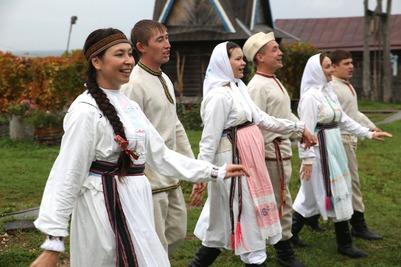 Владимирцев познакомят с культурой финно-угорских народов