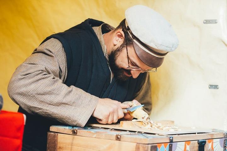 Лучших мастеров народных ремесел выберут на выставке в Ярославле