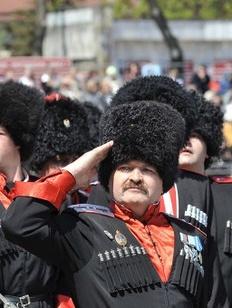 Медведев утвердил план развития российского казачества