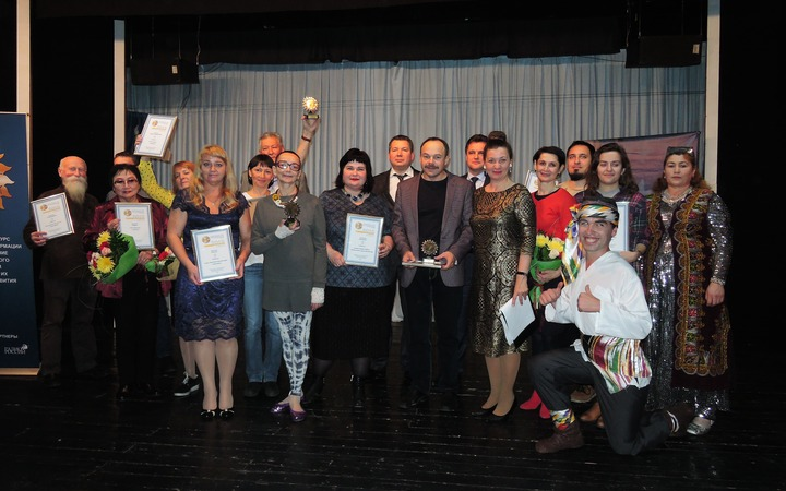 В Иркутске наградили СМИротворцев Сибири