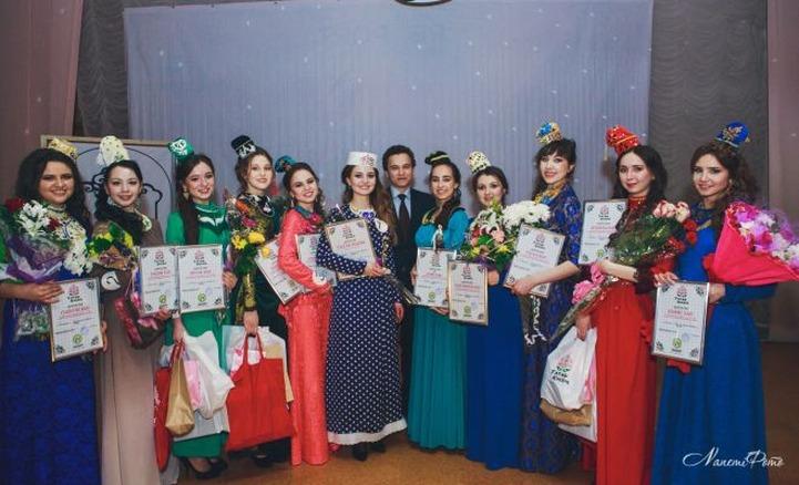 В Ижевске выбрали самую красивую татарку