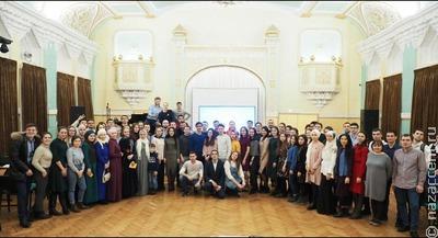 Молодежные инициативы многонациональной Москвы