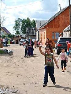 В Плеханово началась паспортизация домов цыган