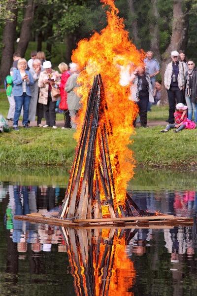 Юханнус — праздник ингерманландцев Ленинградской области