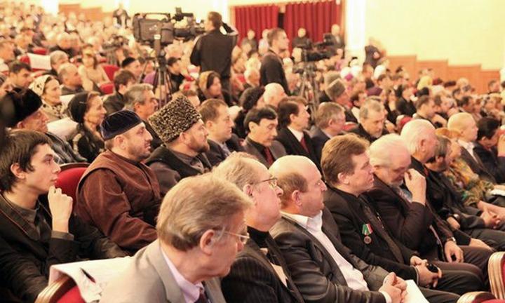 На Конгрессе народов России обсудили, как реализовывать Стратегию нацполитики в зависимости от национального состава региона