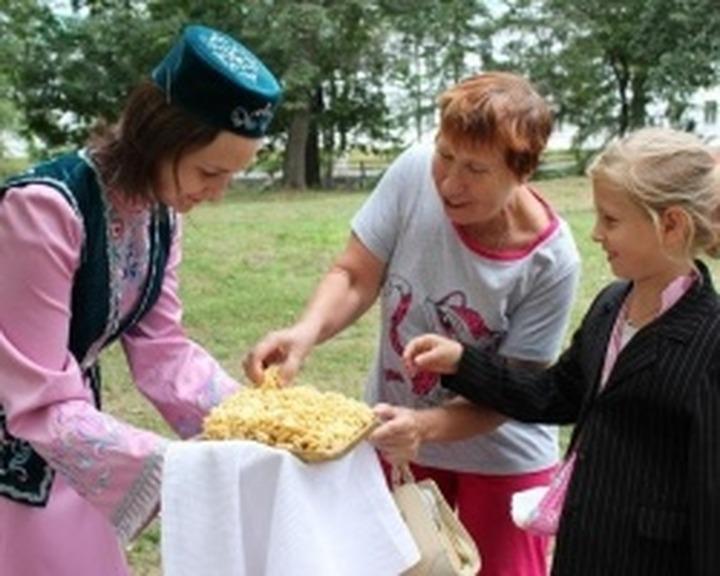 Ярославские татары отгуляли Сабантуй