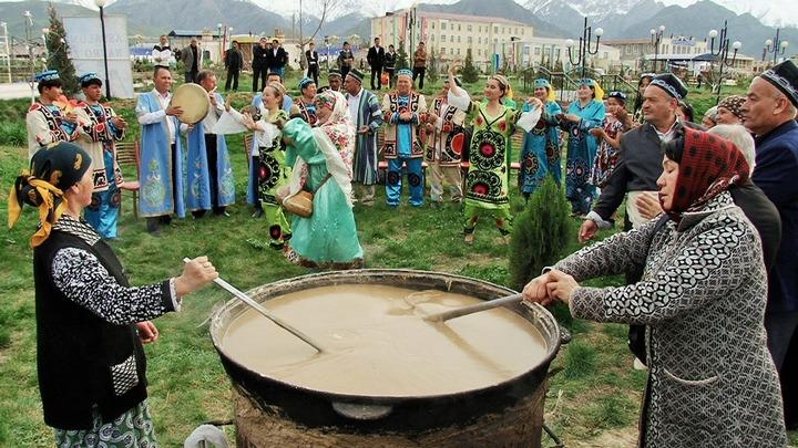 Международный день Навруз отмечают 21 марта