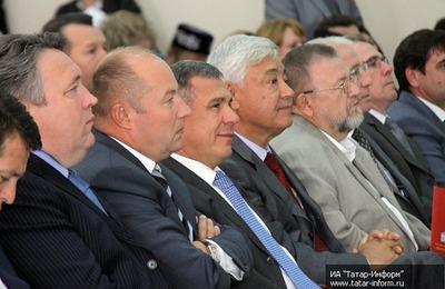 В Казани открыли новое здание Дома дружбы народов