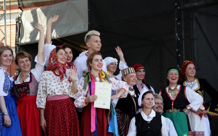 Фестиваль культурных традиций народов России