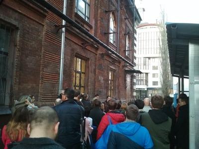 На экскурсию в воронежскую синагогу пришли 400 человек