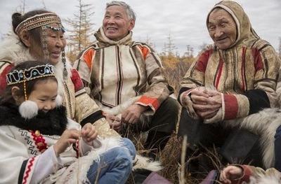 День народного единства на Таймыре отметят сибирским хороводом
