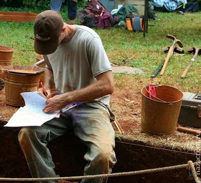 Археологи нашли средневековые подземные склепы в Ингушетии