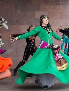 Армяне Анапы отпраздновали День Хачкара
