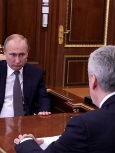 Путин назвал мигрантов одной из хронических проблем Москвы