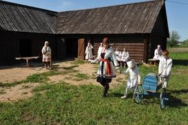 Марийская деревня Шоруньжа поборется за звание культурной столицы финно-угорского мира