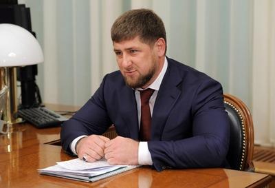 Кадыров опроверг информацию о чеченцах среди ополченцев юго-востока Украины