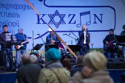 В Казани прошел фестиваль еврейской музыки