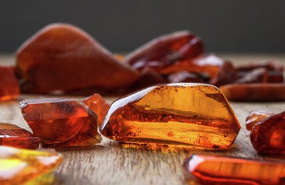 Русскую мастерскую по обработке янтаря нашли в золотоордынском городище