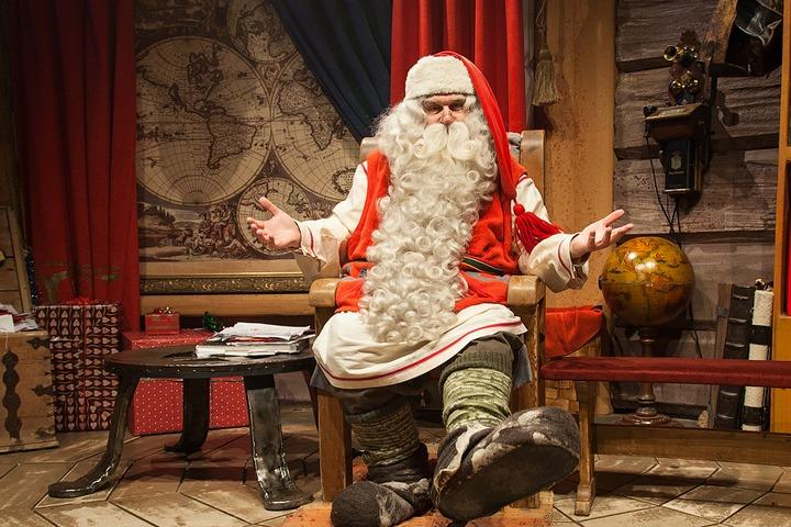 Лапландский Йоулупукки встретится с российским Дедом Морозом в Москве