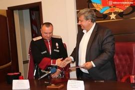 Казаки займутся охраной общественного порядка в Керчи