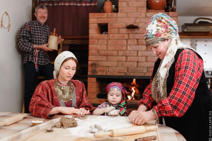 В Москве проходит межнациональный конкурс среди молодых семей