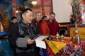 После инцидента с осквернением Будды глава Тувы предупредил своих спортсменов