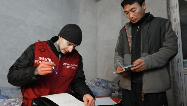 Депутаты предлагают снимать отпечатки пальцев у всех мигрантов