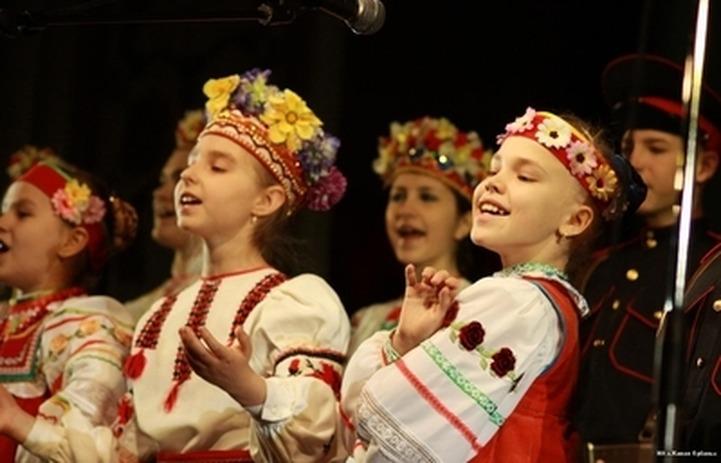 Фестиваль традиционной русской культуры прошел в Санкт-Петербурге