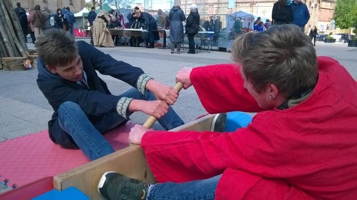 В Петербурге пройдет фестиваль национальных видов спорта