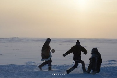 В эвенкийский футбол сыграют в Благовещенске