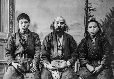 Япония признает айнов коренным народом прежде России