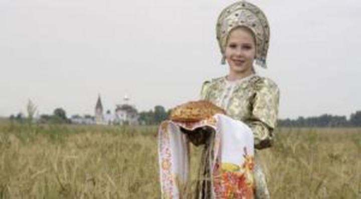 В Кургане вспоминают русские традиции