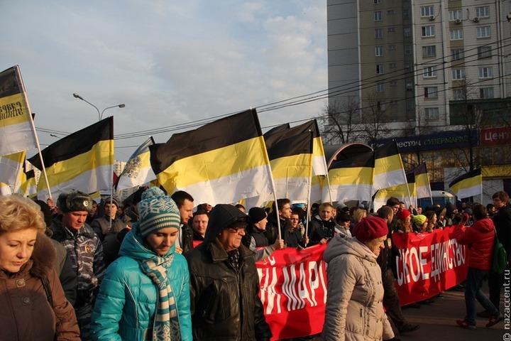 """В социальной сети заблокированы группы """"Русского марша"""""""