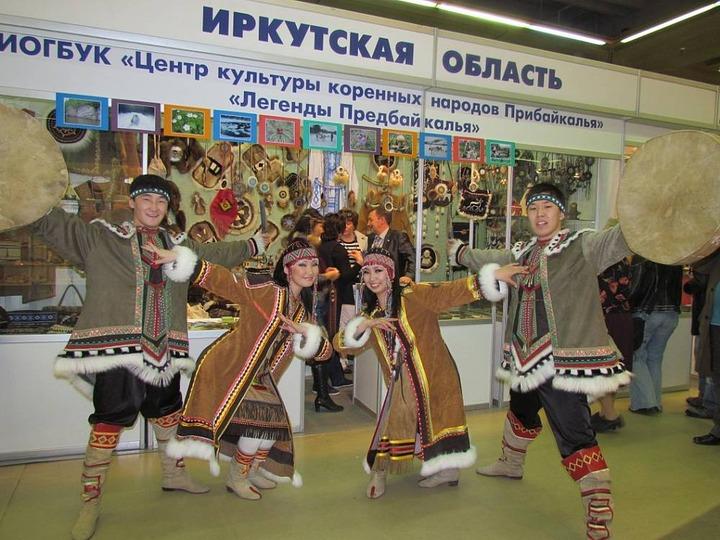 В Иркутске пройдет фестиваль малочисленных народов Приангарья