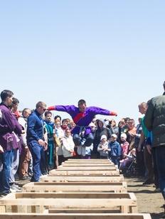 На Сахалине выпустят книгу о национальных играх коренных народов