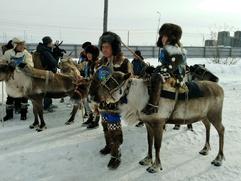 Всероссийский съезд оленеводов в Якутске